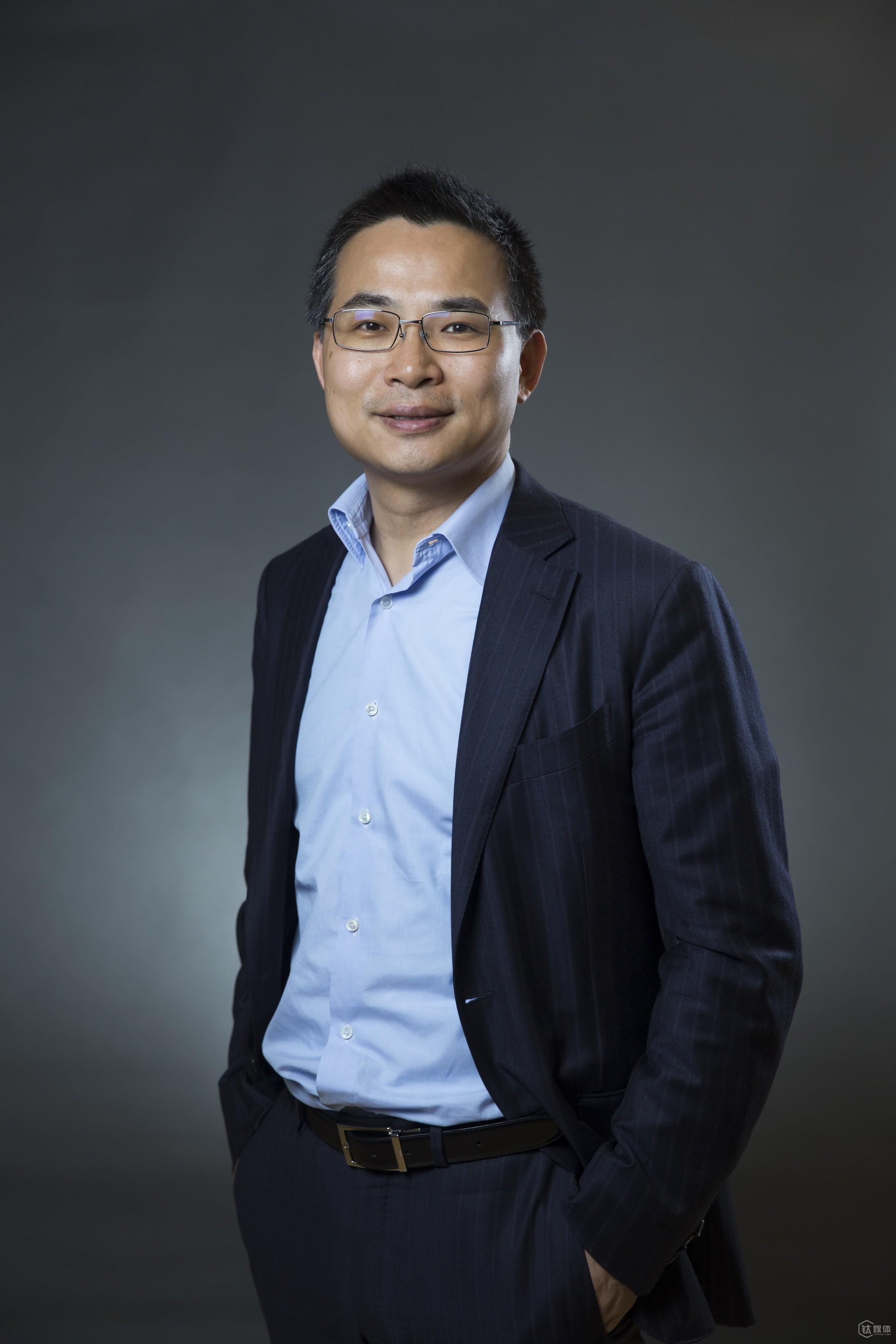 远景能源 CEO 张雷