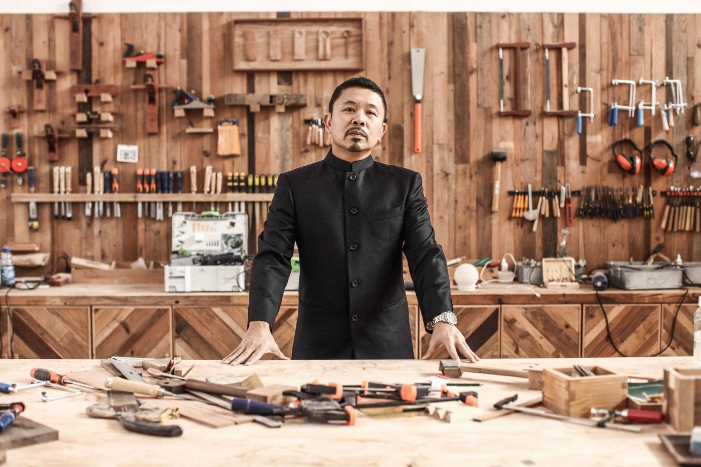 WE+空间CEO柯罗尼资本亚太区董事总经理刘彦燊