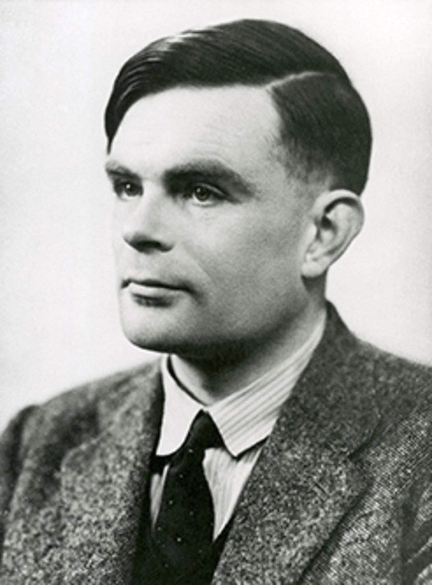 1936年,阿兰·图灵提出了现代计算机的概念。 (来源:NPL/Science Museum)