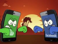 """同是靠广告""""掘金"""",微信为什么远没有 Facebook能赚钱?"""