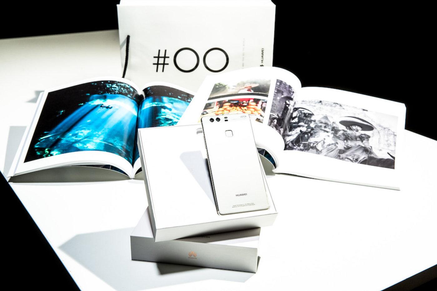 P9整个品牌策划与影像深度整合