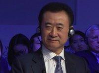 王健林:中国人越来越喜欢看自己国家的电影
