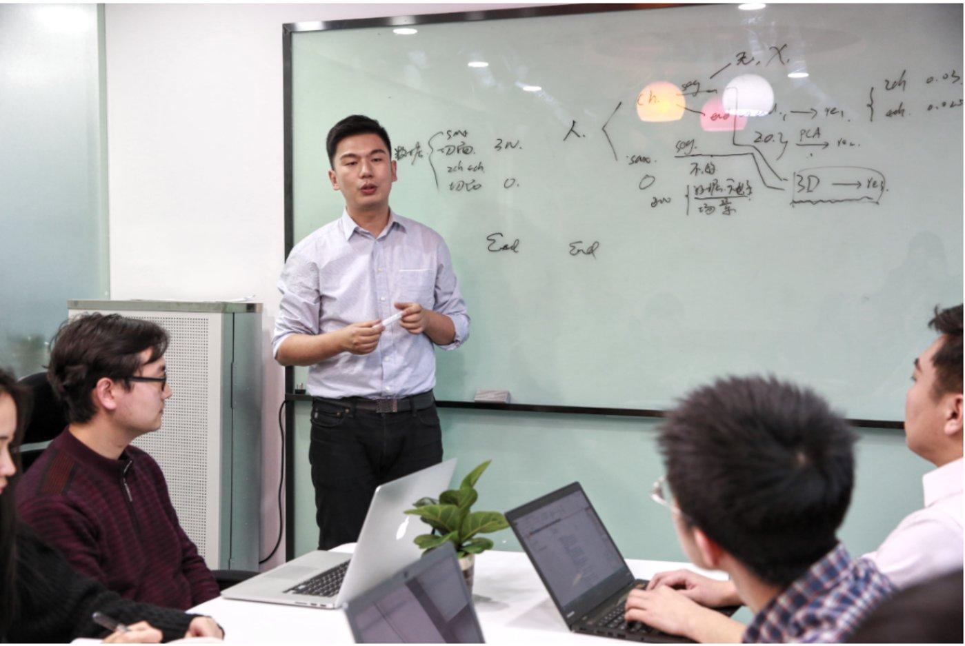 ceo徐立和商汤的团队是目前业内的顶尖水平