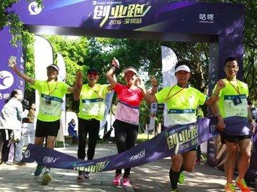 【钛坦白】刘渝龙:咕咚的线上、线下路跑赛事新玩法