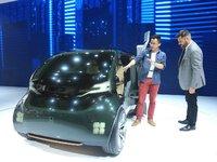 """专访Honda NeuV工程师:如何制造一台""""AI情感引擎""""加持的共享电动车?"""