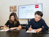 小米与诺基亚签署合作协议,拿下其部分专利资产   钛快讯