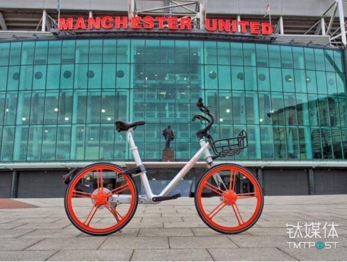 On June 29th, Mobike began to launch the first batch of bikes in Manchester, UK.