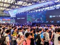 在 ChinaJoy 包下主题馆,英特尔打算用硬件开启泛娱乐时代 | 直击 2018ChinaJoy