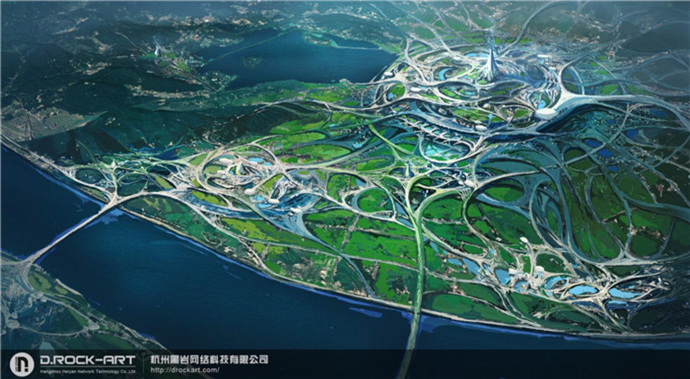 三十年之后的杭州
