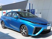 丰田国内首家加氢站落成,氢燃料电池车商业化已上路