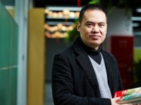 阅文万人牛牛,创始人吴文辉从普通程序员到身价30亿