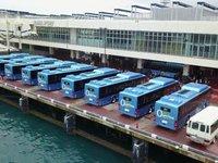 """中国纯电动巴士再进日本市场,比亚迪出海的""""蛙跳战略"""""""