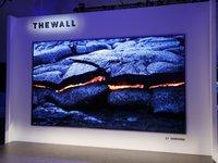 盘点CES上的电视黑科技:  模块化电视、激光电视、柔性屏幕 | 直击2018CES