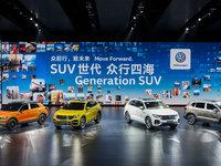大众迈出中国SUV战略第一步,但接下来的路并非坦途