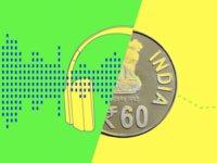 印度数字音乐流媒体行业之战正在升温