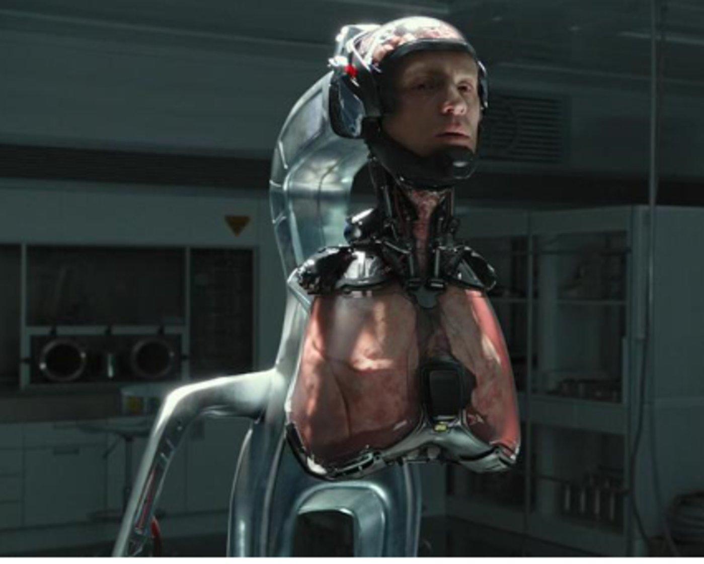 图片来源:电影《机械战警》