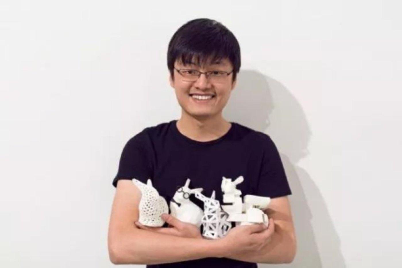 """哈佛大学博士,同济大学设计与人工智能实验室主任,2017年""""全球青年领袖""""入选的9名中国人之一。"""