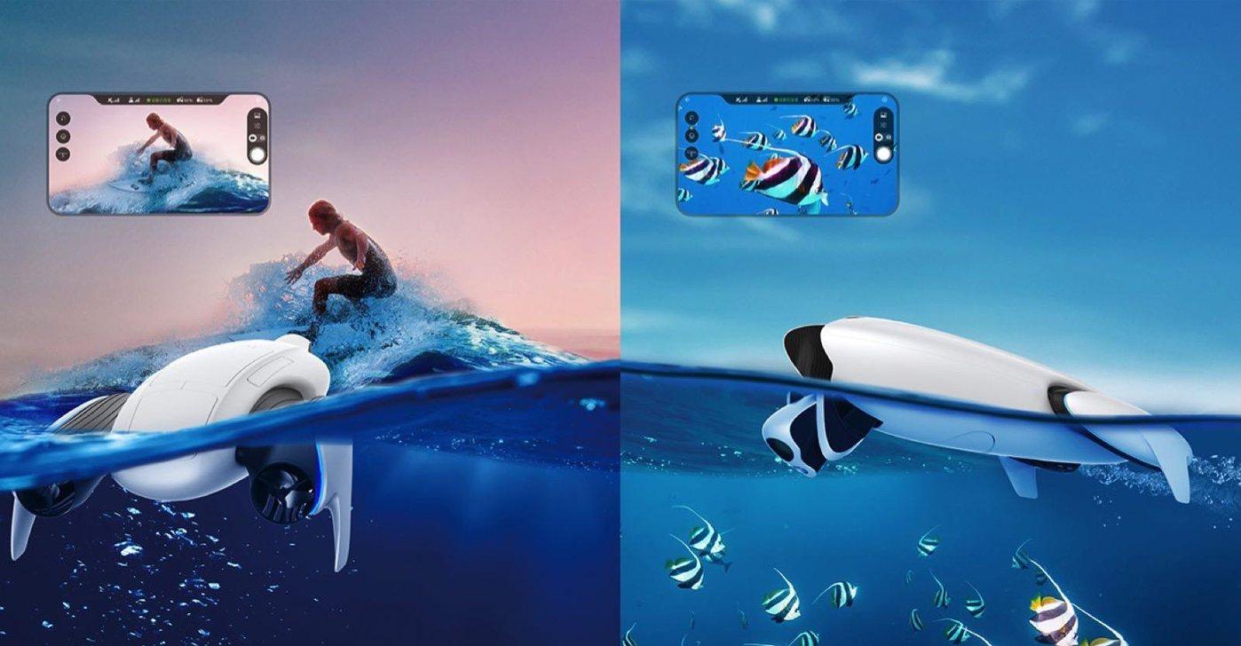 PowerDolphin小海豚水下机器人