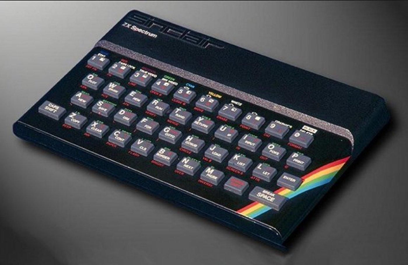 ZX Spectrum电脑