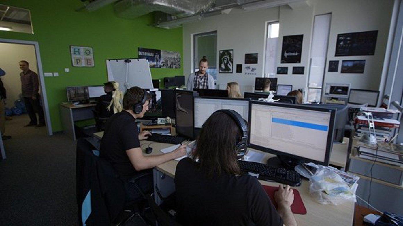 Techland办公室。来源:Polygon