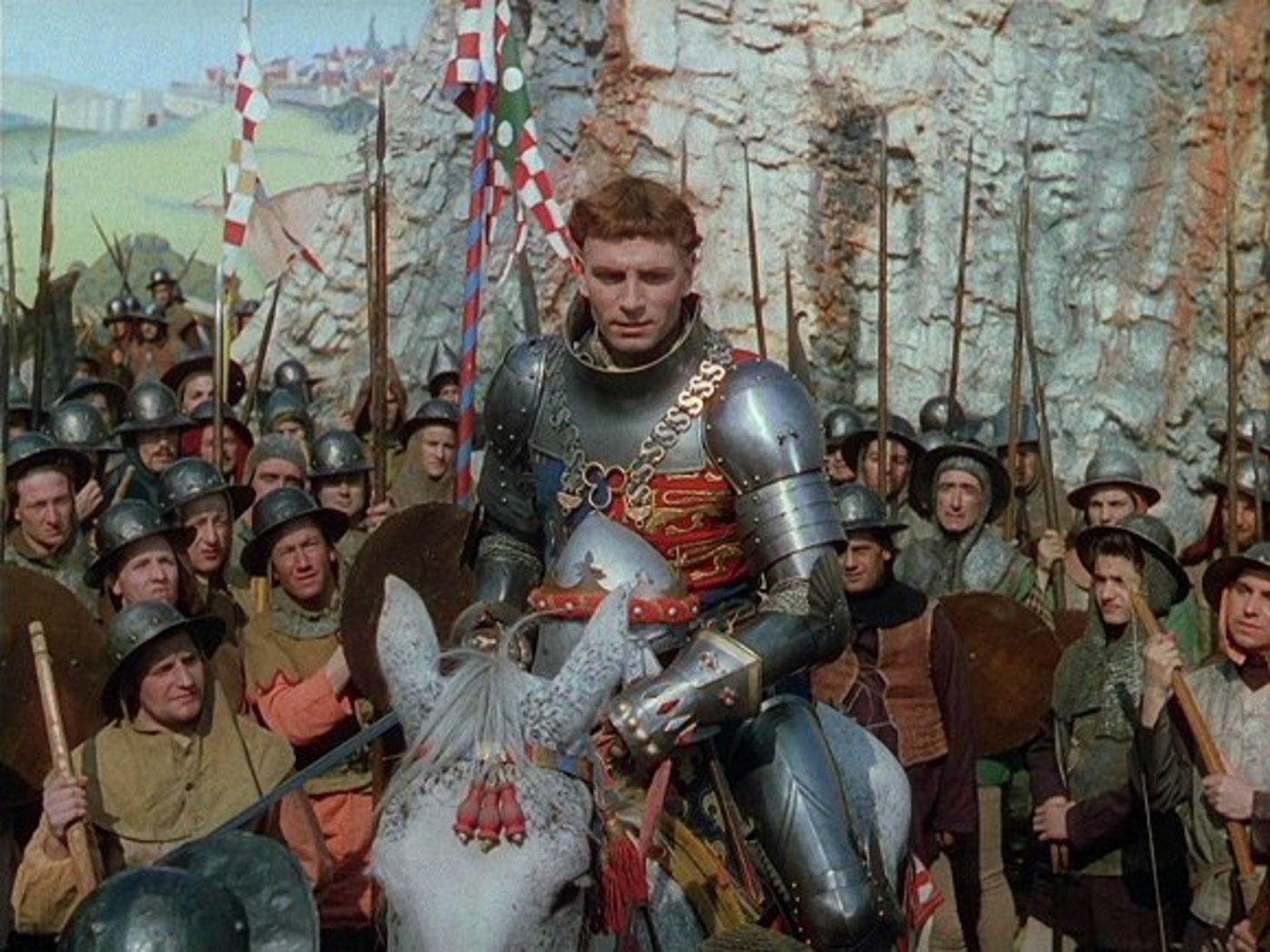 莎剧《亨利五世》中的一段法文台词给字幕员罗曦冉留下印象深刻