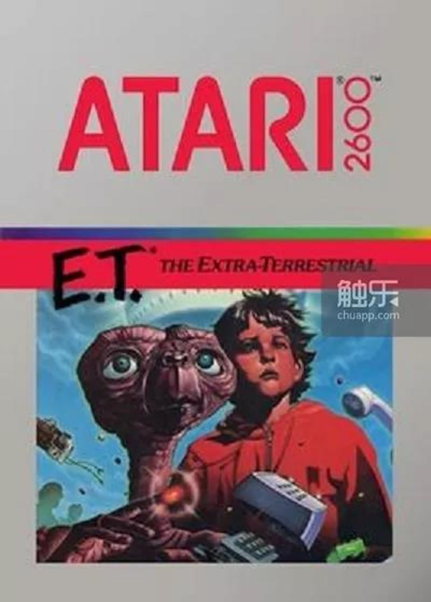 《E.T.》是雅达利帝国崩溃的标志
