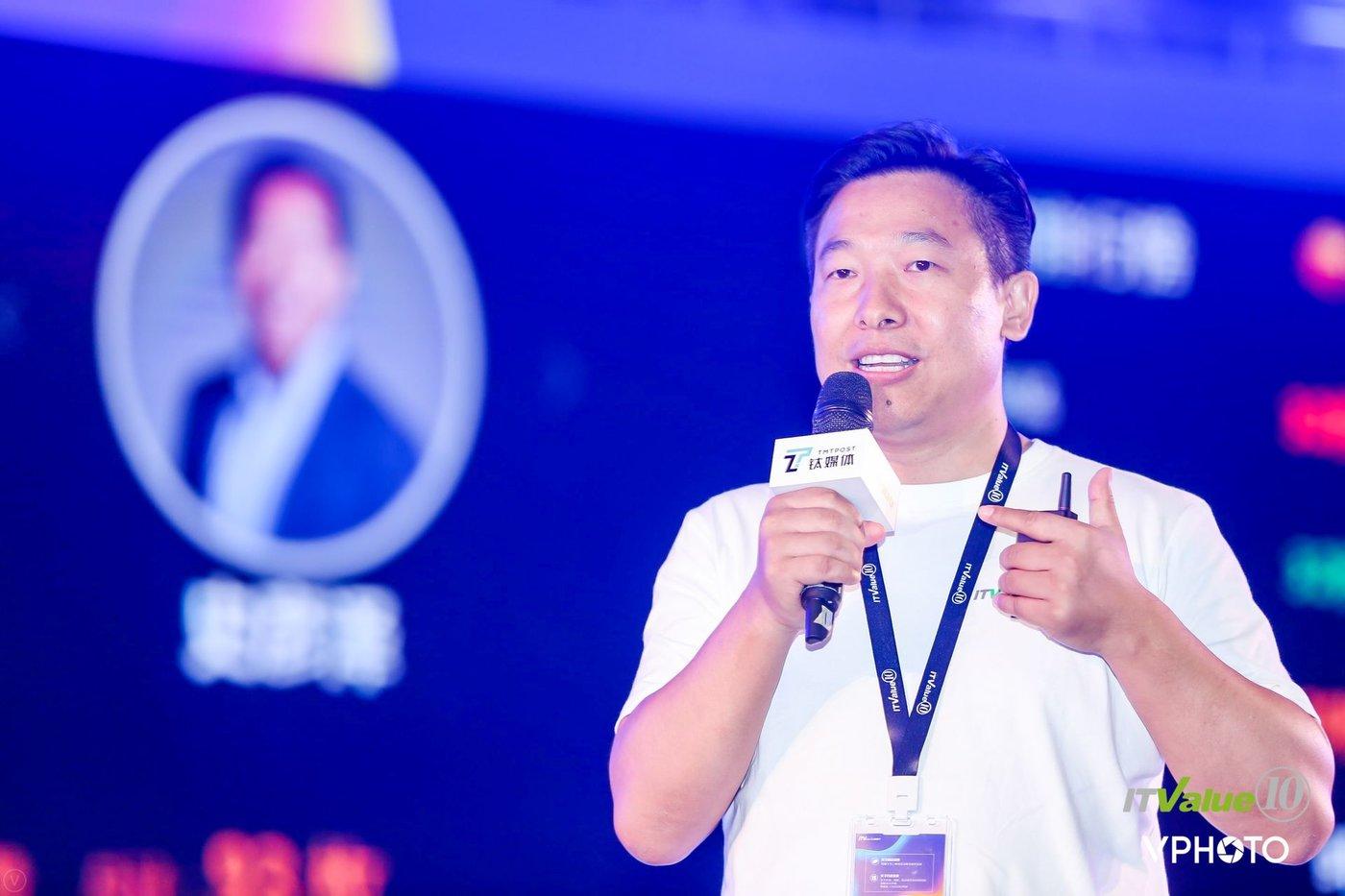 销售易CEO史彦泽