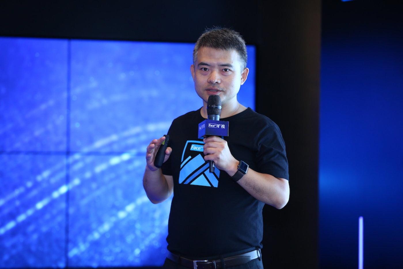 旷视科技云事业部高级副总裁吴文昊