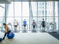 互联网并没有将传统健身房彻底改造