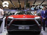 China's EV maker NIO files for U.S. IPO