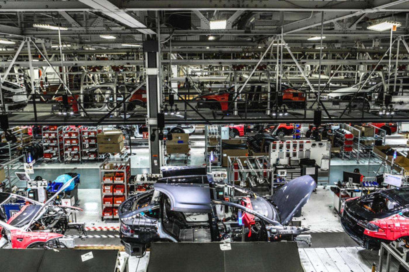 专注Model 3生产是马斯克放弃私有化原因之一
