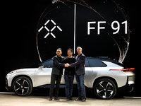 FF91预产车下线,贾跃亭这条造车路还可以走多远?