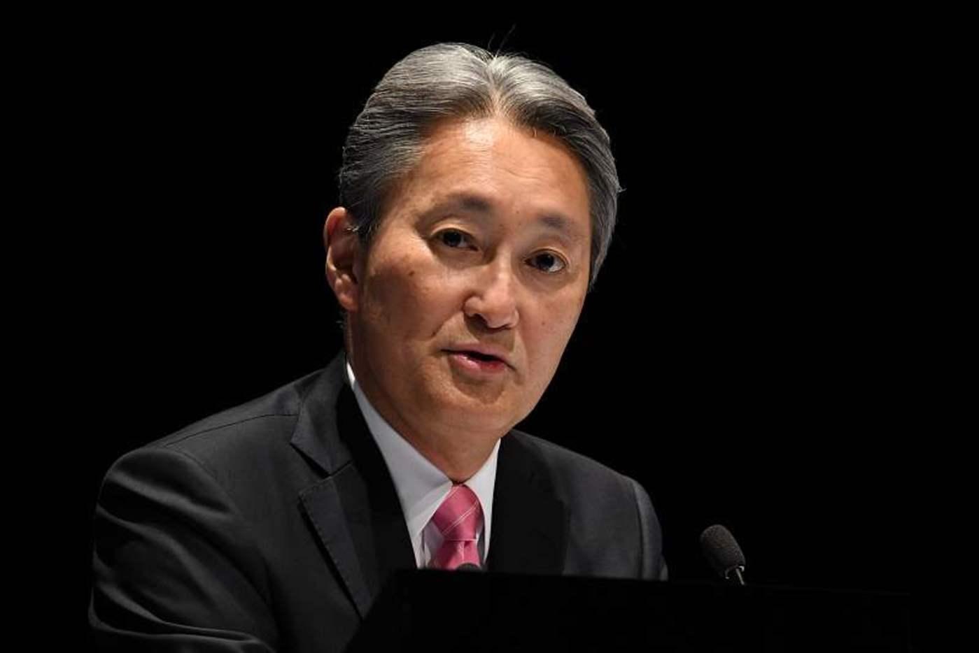 索尼前CEO平井一夫 来源:视觉中国