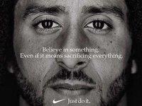 站在历史右边,Nike决心站着赚钱
