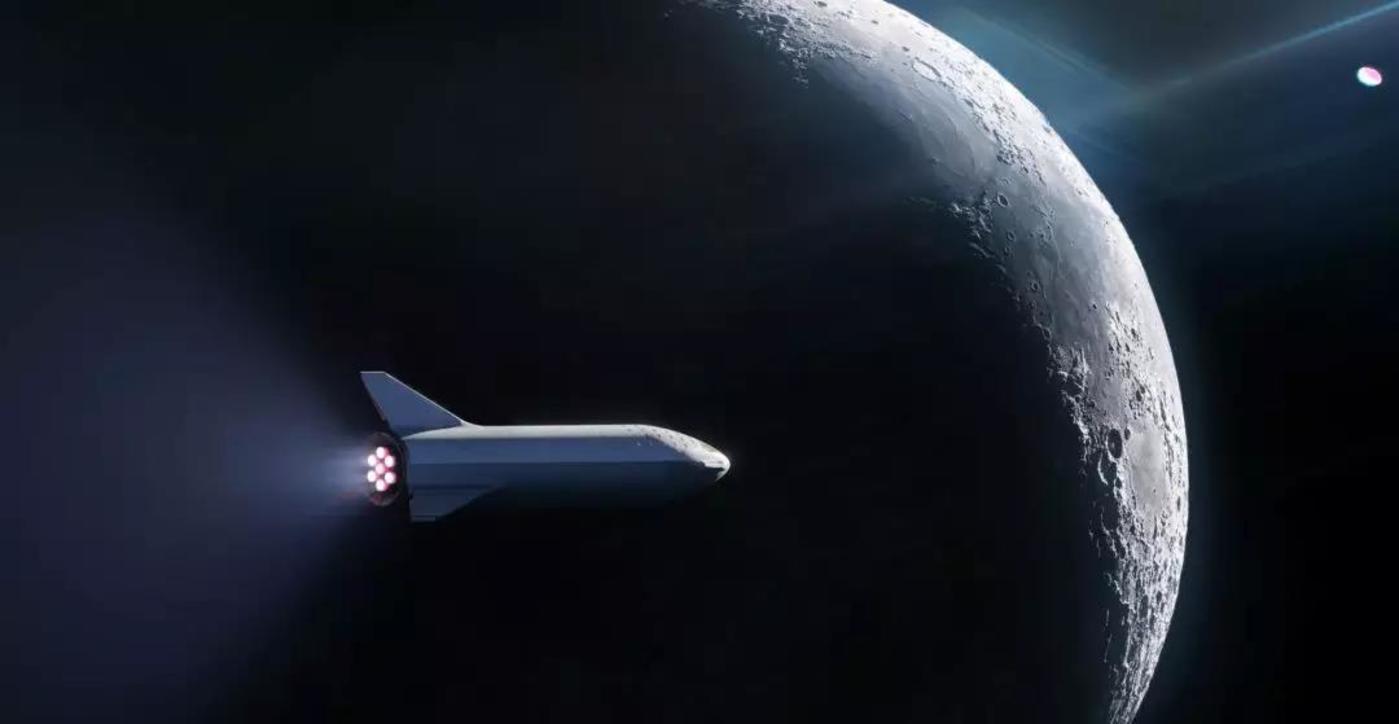图片来自SpaceX官网