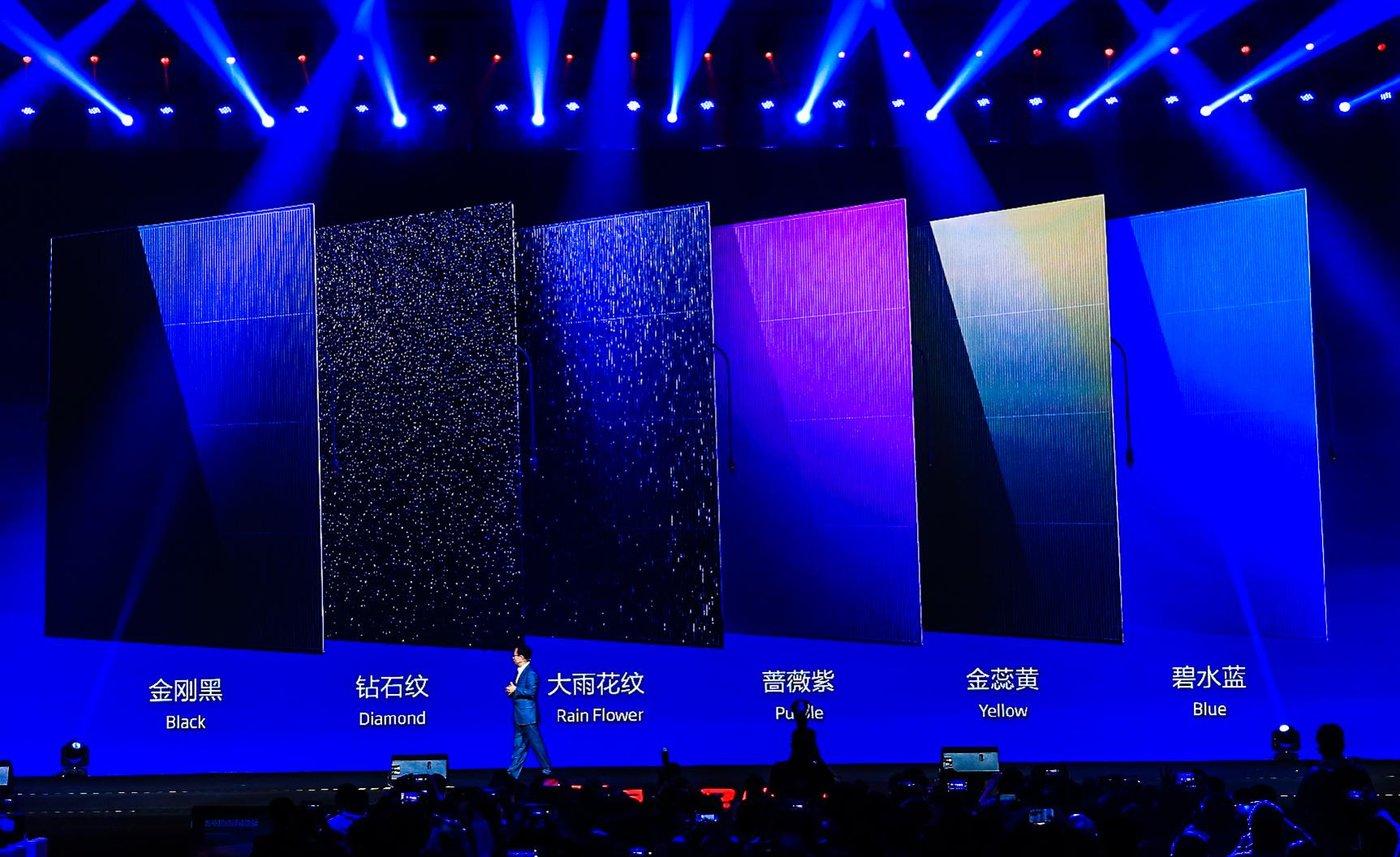 据介绍,汉墙产品具有多种风格可以满足各种建筑设计需求