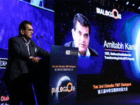 印度国家研究院 CEO 称,印度创投圈中15%的初创企业融资来自中国
