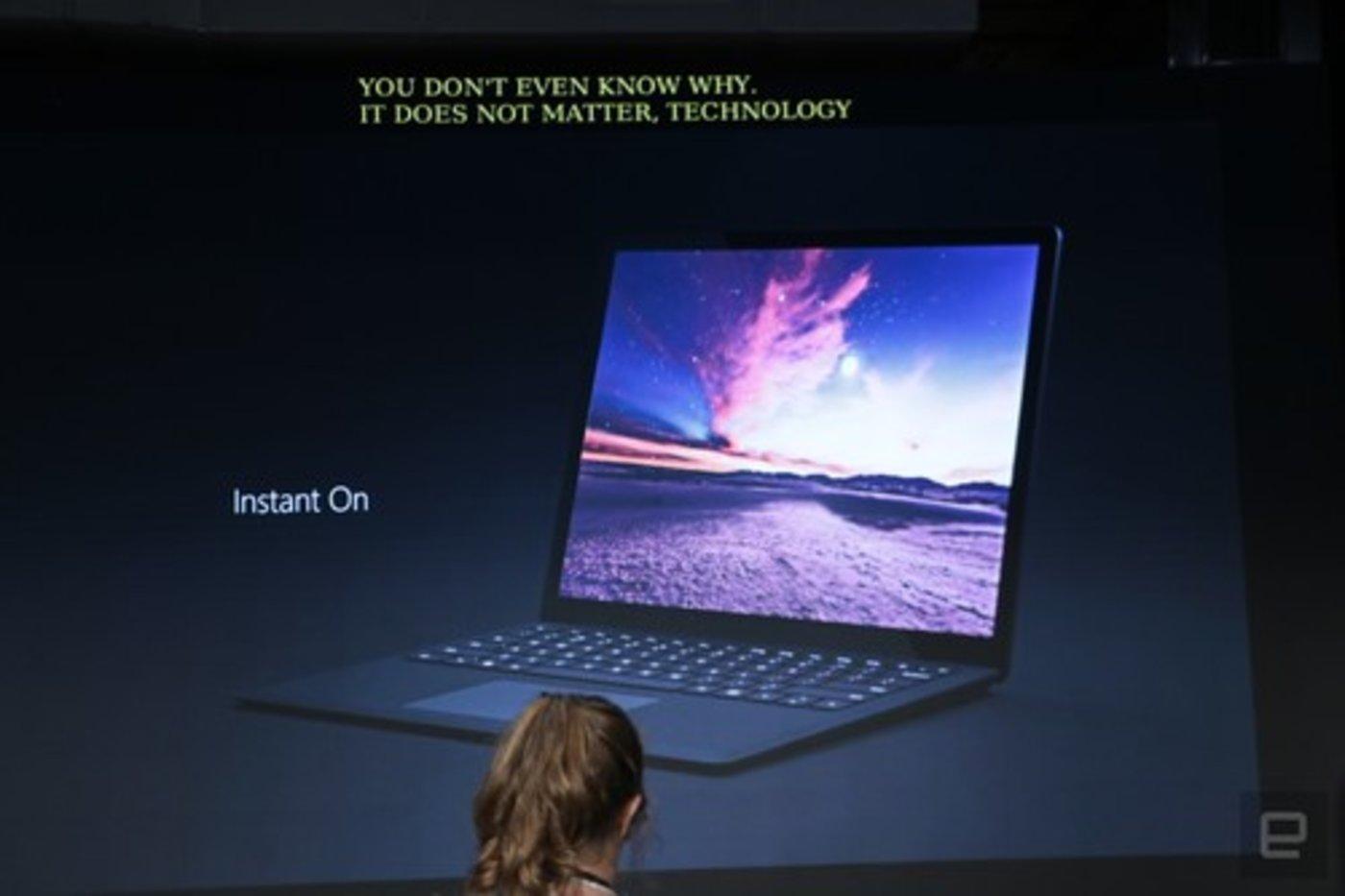 Surface Laptop 迎来更新