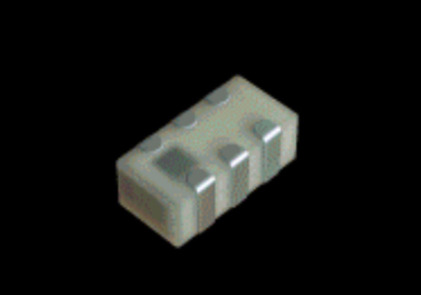 彭博商业周刊报道中的微芯片