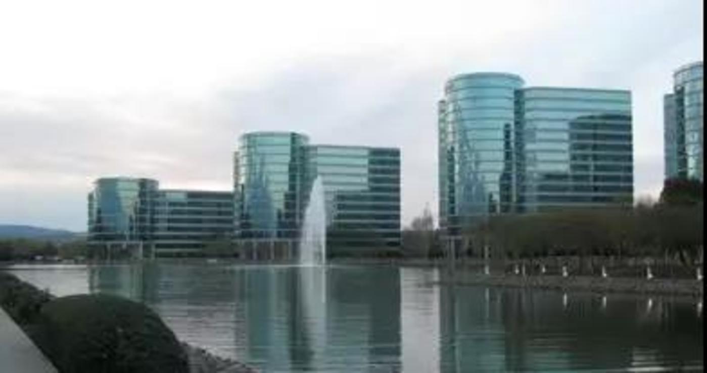 全球最大的企业级软件公司Oracle位于硅谷的总部
