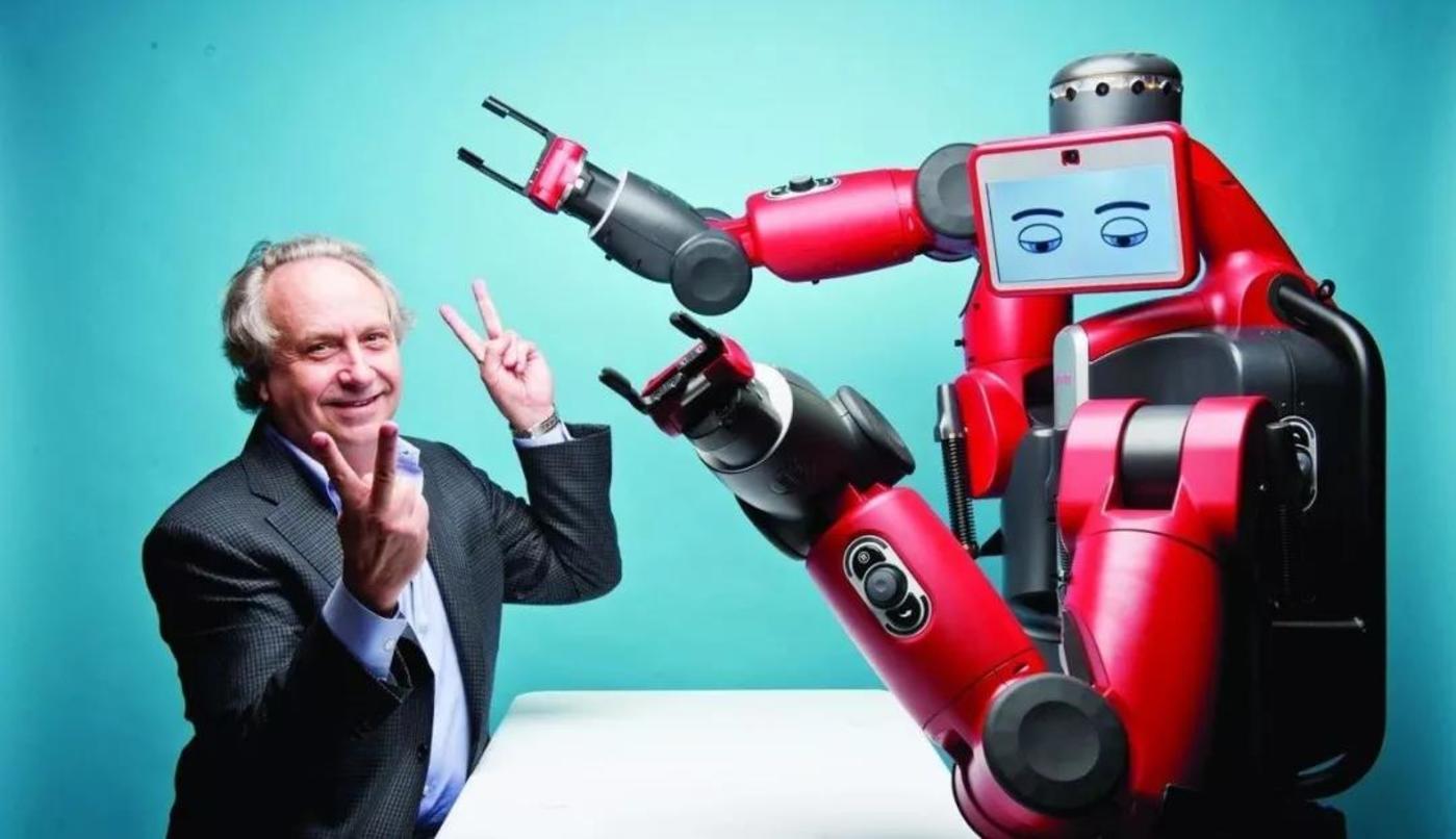 Brooks和Rethink机器人
