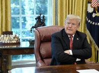 """认为美国邮费太贵,特朗普又双叒""""退群"""""""