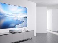 4K分辨率、一拍画幕对齐,极米发布激光电视皓•LUNE 4K