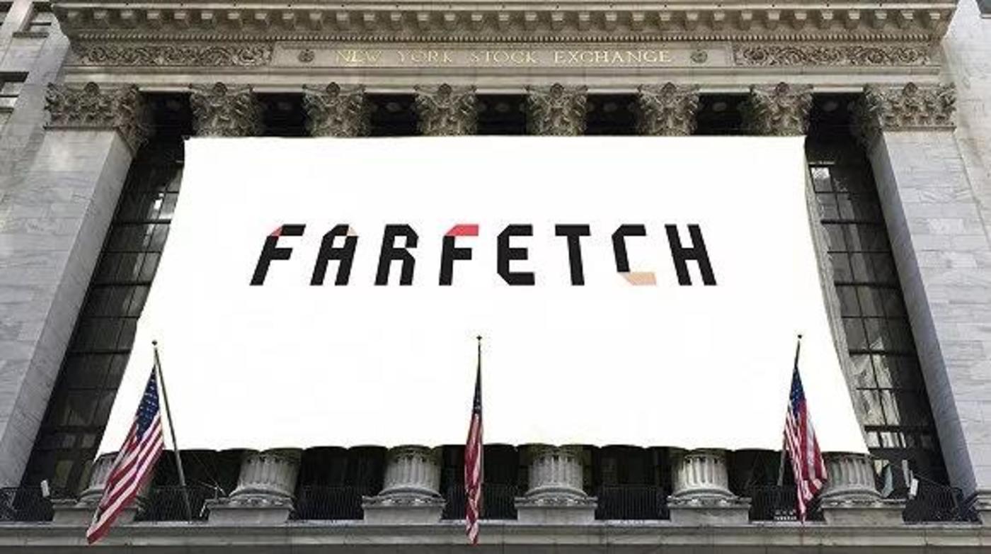 Farfetch在纽交所上市,图片来源:BoF