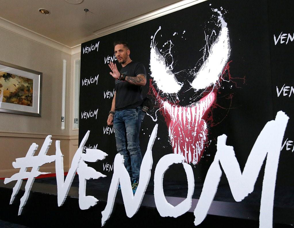 《毒液》在华首日票房近2.4亿,漫威的反派英雄将成就索尼的电影宇宙?