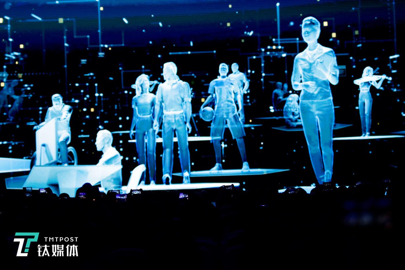 第五届世界互联网大会现场,题图来自钛媒体摄影师陈拯