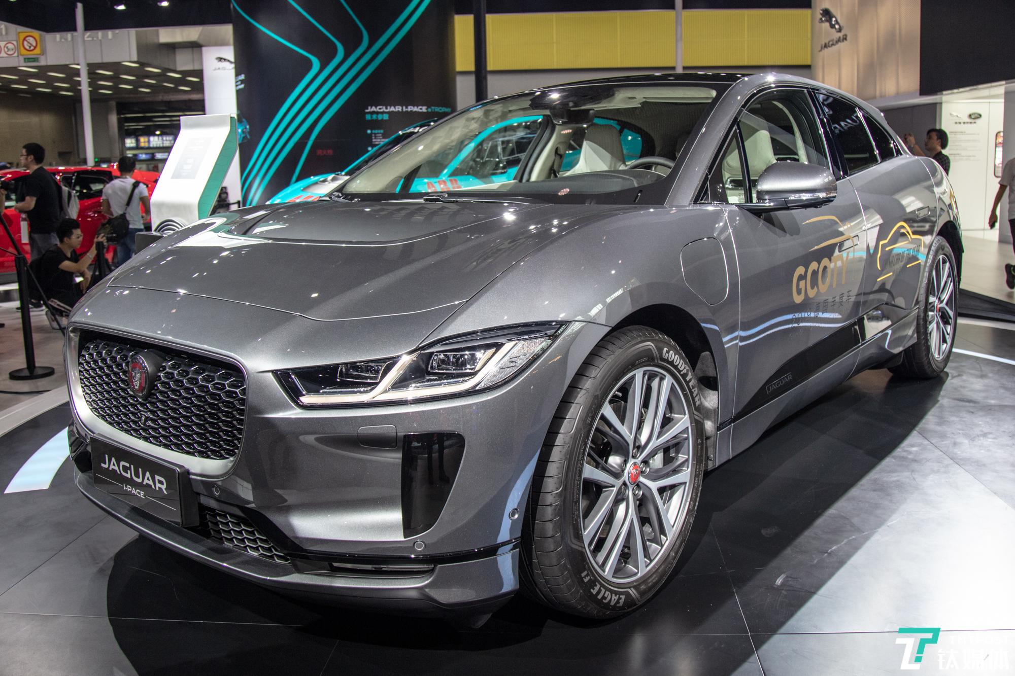 40分钟充电80%,最高续航456公里,捷豹纯电SUV I-PACE首发 | 一线车讯