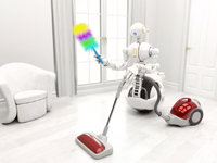 """五星酒店""""脏杯子""""的悲哀:清洁机器人比人更可信赖"""