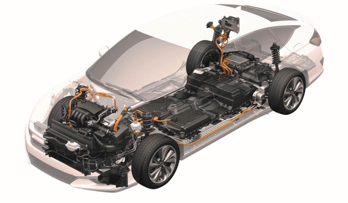 SPORT HYBRID i-MMD Plug-in插电式混合动力系统