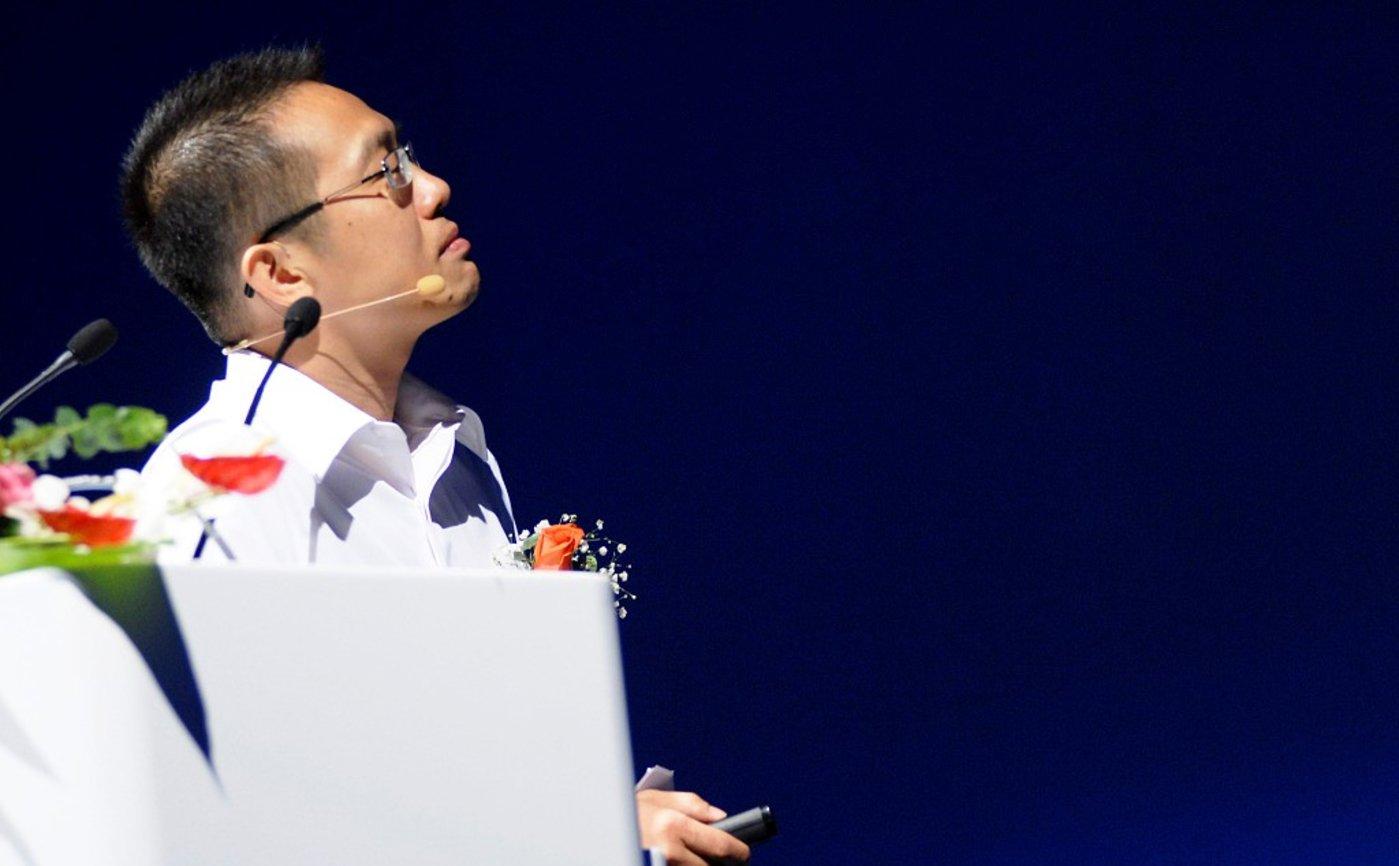 李一男,图片来源@视觉中国